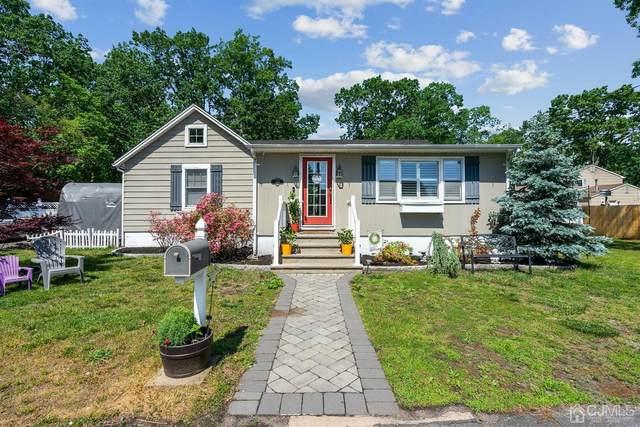 460 Stewart Avenue, Brick, NJ 08723 (MLS #2118399R) :: Gold Standard Realty