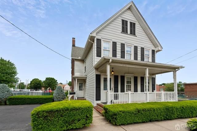 340 Augusta Street, South Amboy, NJ 08879 (MLS #2118405R) :: Gold Standard Realty