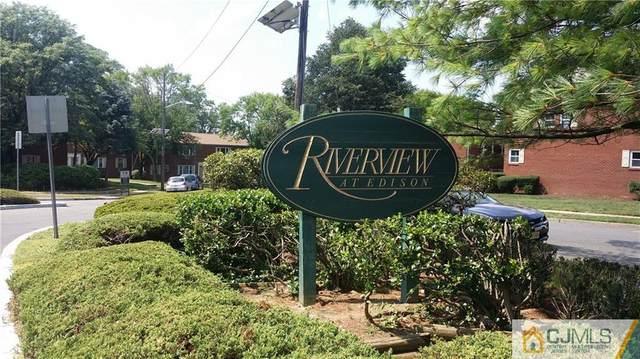 93 Fox Road 5B, Edison, NJ 08817 (MLS #2118418R) :: Provident Legacy Real Estate Services, LLC