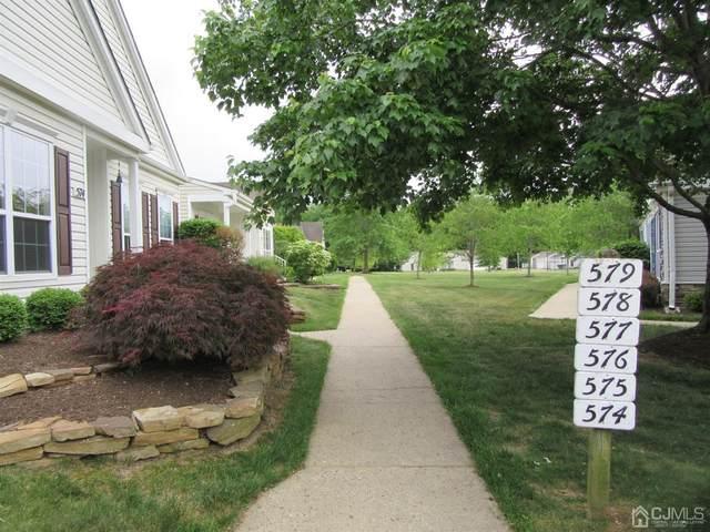 576 Skylark Drive, Monroe, NJ 08831 (#2118429R) :: Rowack Real Estate Team