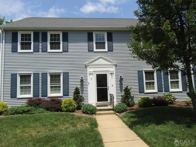 49 Old Nassau Road O, Monroe, NJ 08831 (#2118433R) :: Rowack Real Estate Team
