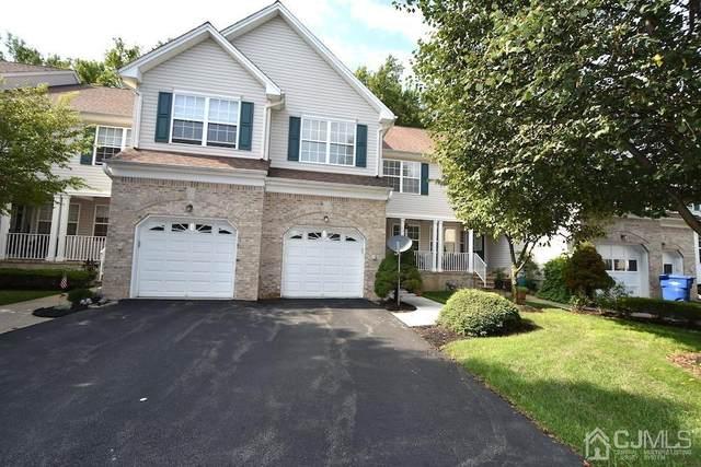 110 Jared Drive, North Brunswick, NJ 08902 (#2118436R) :: Rowack Real Estate Team