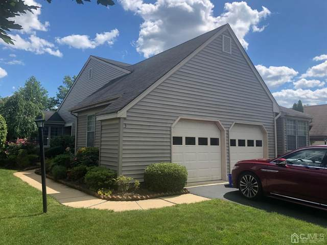 3 Molly Pitcher Court, Monroe, NJ 08831 (MLS #2118437R) :: The Michele Klug Team | Keller Williams Towne Square Realty
