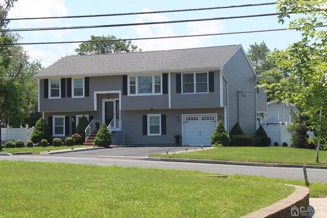 5262 Deborah Drive, Piscataway, NJ 08854 (#2118447R) :: Rowack Real Estate Team