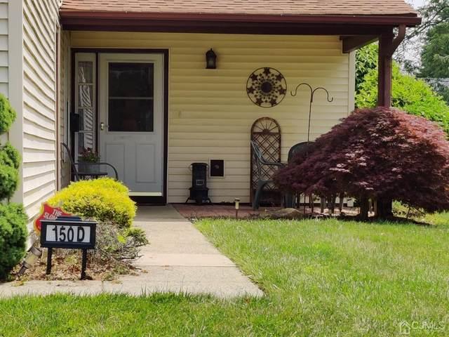 D Maclura Plaza, Monroe, NJ 08831 (MLS #2118455R) :: Kay Platinum Real Estate Group