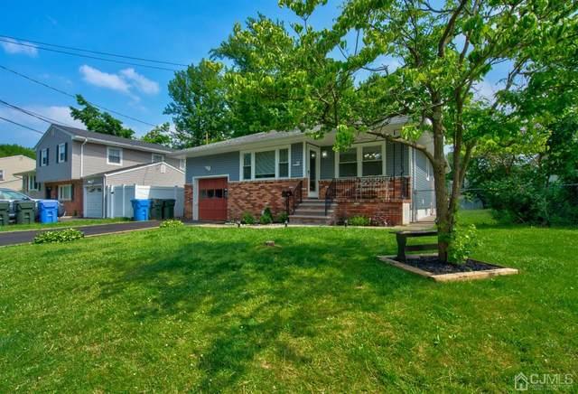 19 W Clark Place, Colonia, NJ 07067 (#2118457R) :: Rowack Real Estate Team