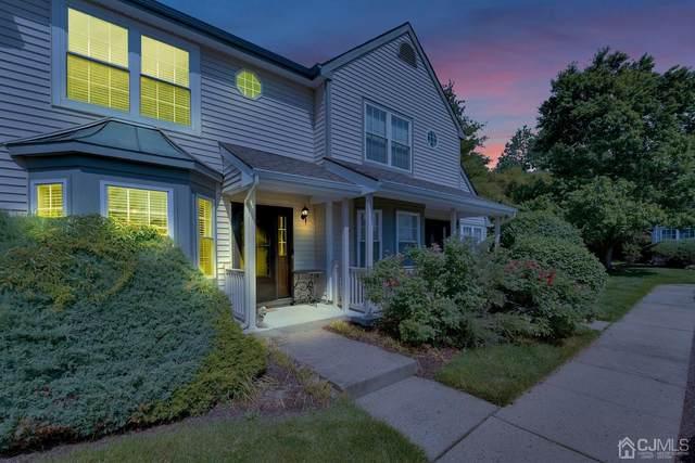 18 Washington Court #418, East Windsor, NJ 08520 (MLS #2118461R) :: Kay Platinum Real Estate Group