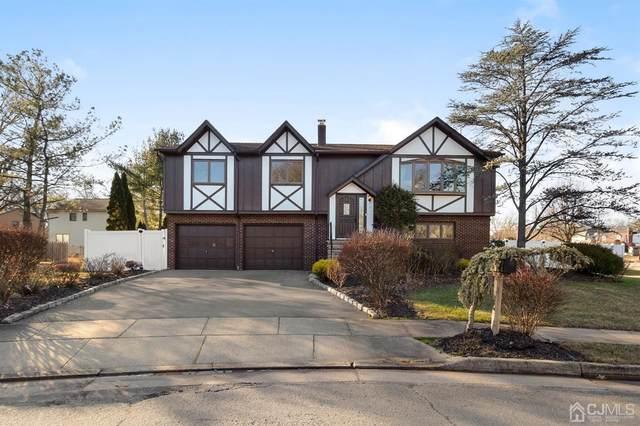 2 Marc Court, Edison, NJ 08820 (#2118556R) :: Rowack Real Estate Team
