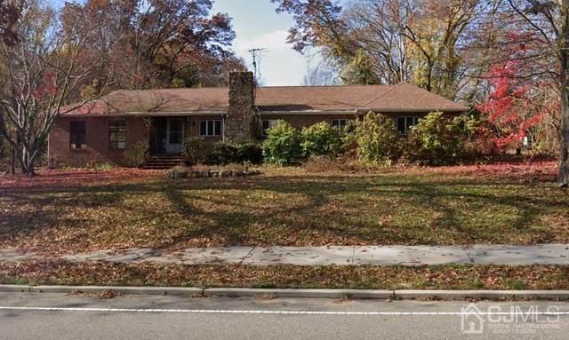 349 Summerhill Road, East Brunswick, NJ 08816 (MLS #2118559R) :: Parikh Real Estate