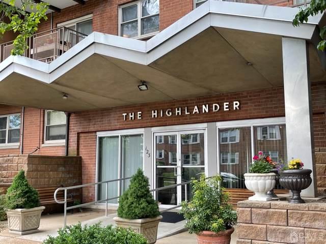 123 S Adelaide Avenue 5P, Highland Park, NJ 08904 (#2118580R) :: Daunno Realty Services, LLC