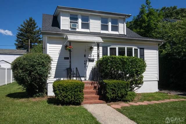 407 Harrison Avenue, Highland Park, NJ 08904 (MLS #2118623R) :: Kiliszek Real Estate Experts