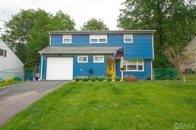 22 Bush Parkway, East Brunswick, NJ 08816 (#2118665R) :: Rowack Real Estate Team