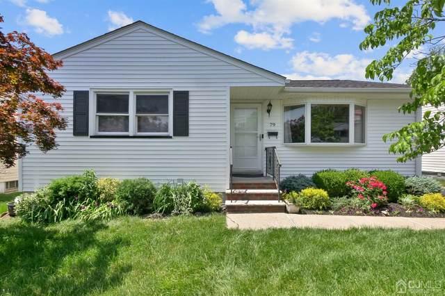 79 Brown Avenue, Iselin, NJ 08830 (#2118688R) :: Rowack Real Estate Team
