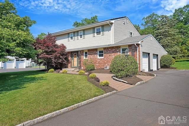 84 N Ross Hall Blvd N Boulevard N, Piscataway, NJ 08854 (#2118723R) :: Rowack Real Estate Team