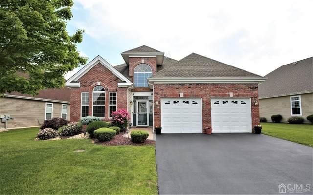 206 Diamond Spring Drive, Monroe, NJ 08831 (#2118784R) :: Rowack Real Estate Team