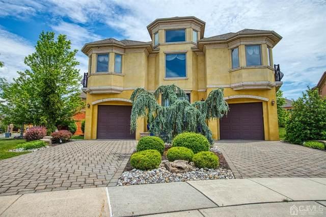 12 Donatello Court, South Brunswick, NJ 08852 (MLS #2118824R) :: Parikh Real Estate