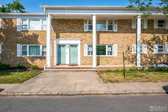 44 Judson Street 8A, Edison, NJ 08837 (MLS #2118907R) :: Team Gio   RE/MAX