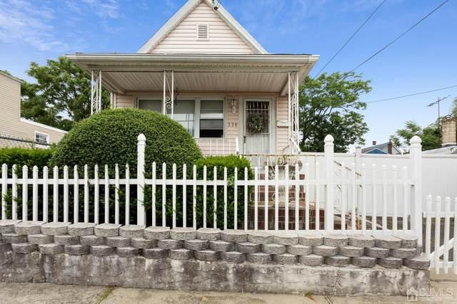334 Alpine Street, Perth Amboy, NJ 08861 (MLS #2118934R) :: Gold Standard Realty