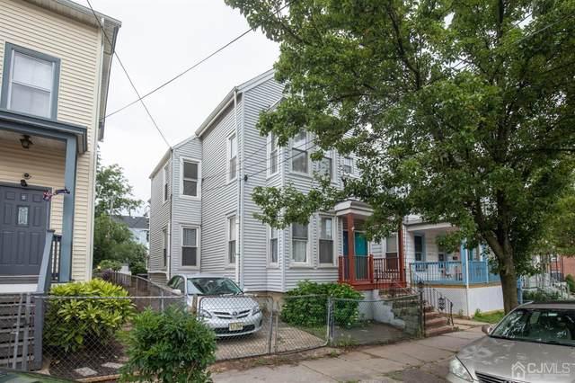 262 Redmond Street, New Brunswick, NJ 08901 (MLS #2118937R) :: The Dekanski Home Selling Team