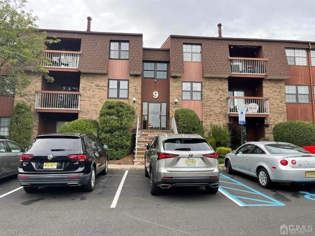 99 Keystone Court #991, Woodbridge Proper, NJ 07095 (MLS #2118952R) :: The Dekanski Home Selling Team