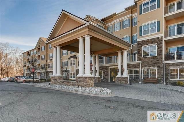 540 Cranbury Road #306, East Brunswick, NJ 08816 (#2118960R) :: Rowack Real Estate Team