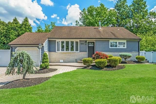 1606 Ohio Avenue, North Brunswick, NJ 08902 (MLS #2118990R) :: Parikh Real Estate