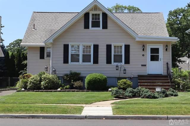318 S Union Avenue, Cranford, NJ 07016 (MLS #2119123R) :: Team Pagano