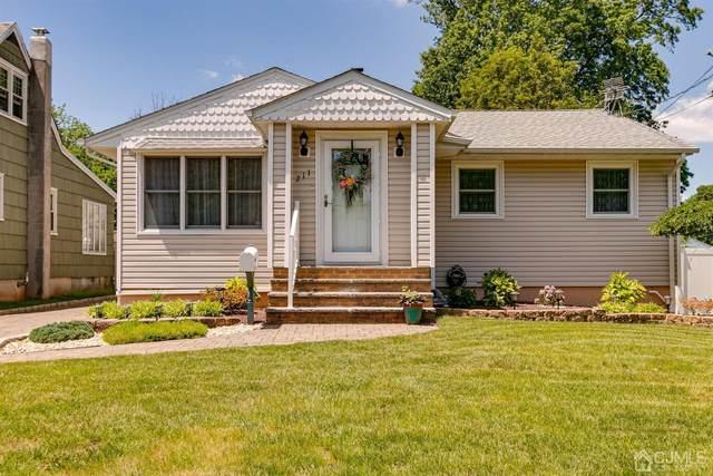 211 Prospect Avenue, Avenel, NJ 07001 (MLS #2119178R) :: Parikh Real Estate