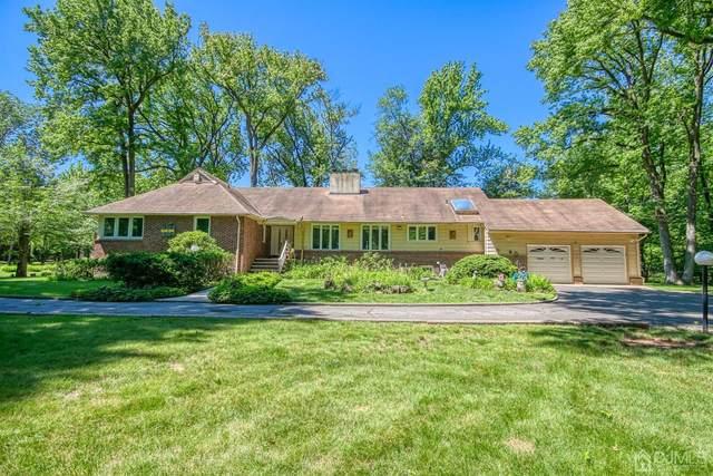 5 Cambridge Drive, Colonia, NJ 07067 (MLS #2119192R) :: Kiliszek Real Estate Experts