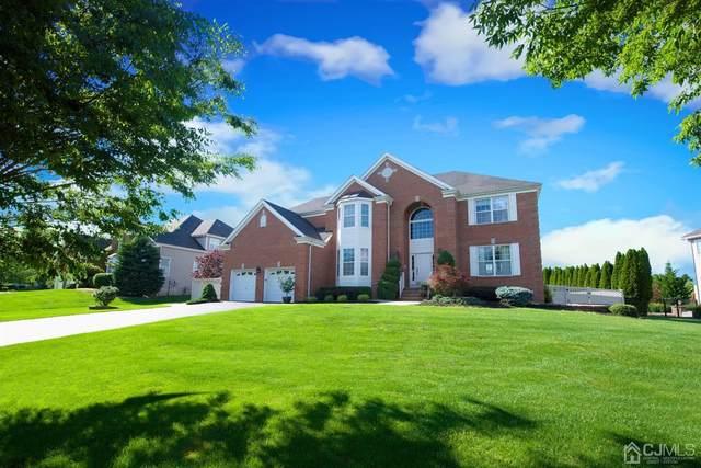 13 Keswick Circle, Monroe, NJ 08831 (MLS #2119195R) :: Gold Standard Realty