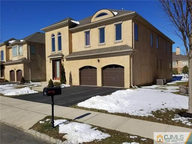 76 Davinci Drive, South Brunswick, NJ 08852 (MLS #2119214R) :: Parikh Real Estate