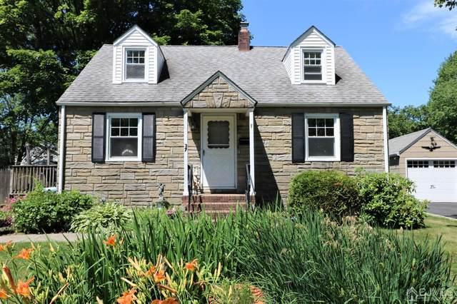 37 Michael Drive, Metuchen, NJ 08840 (MLS #2119257R) :: Kiliszek Real Estate Experts