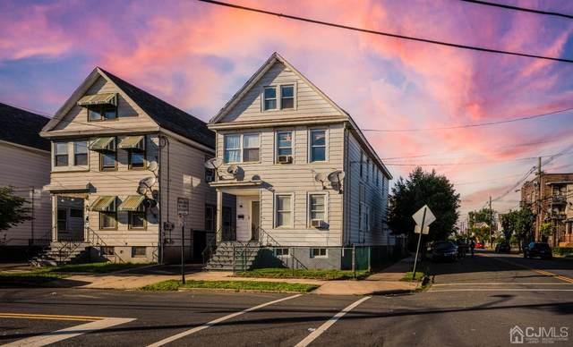 189 Ward Street, New Brunswick, NJ 08901 (MLS #2119276R) :: William Hagan Group