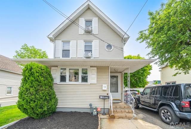70 John Street, Carteret, NJ 07008 (MLS #2119507R) :: Kiliszek Real Estate Experts
