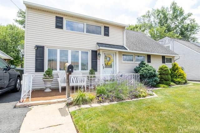 69 Homes Park Avenue, Iselin, NJ 08830 (MLS #2119724R) :: The Dekanski Home Selling Team