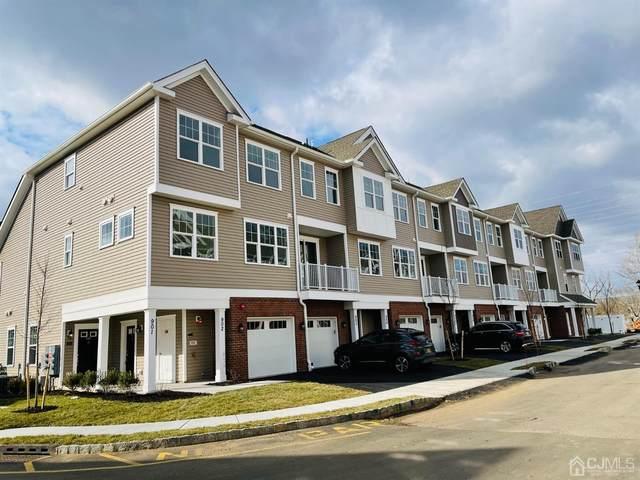 706 Greenland Square, Highland Park, NJ 08904 (MLS #2119912R) :: Kiliszek Real Estate Experts