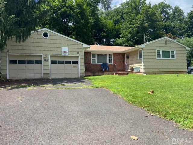 460 Tappan Avenue, North Plainfield, NJ 07063 (MLS #2119928R) :: William Hagan Group