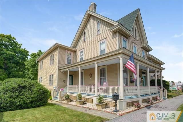 147-151 E Main Street, Tuckerton, NJ 08087 (MLS #2150220M) :: Kay Platinum Real Estate Group