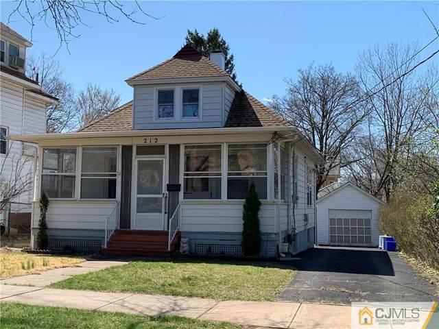 212 S 3rd Avenue, Highland Park, NJ 08904 (MLS #2150230M) :: Provident Legacy Real Estate Services, LLC