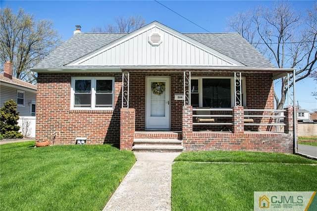 266 Oak Avenue, Woodbridge Proper, NJ 07095 (MLS #2150314M) :: Halo Realty