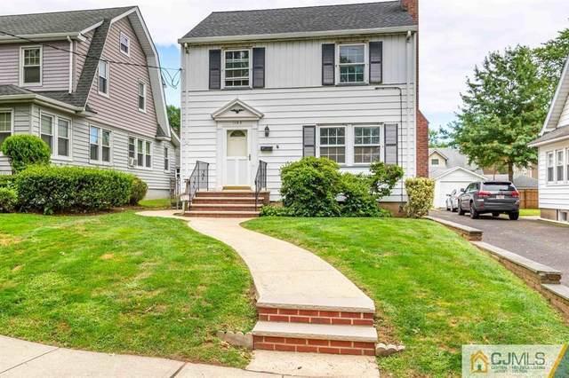 1163 Jefferson Avenue, Rahway, NJ 07065 (MLS #2150346M) :: REMAX Platinum