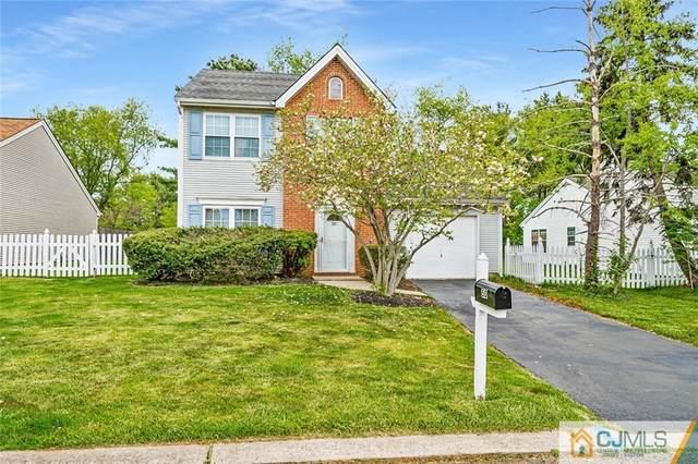 50 Rice Run, East Brunswick, NJ 08816 (MLS #2150366M) :: The Dekanski Home Selling Team