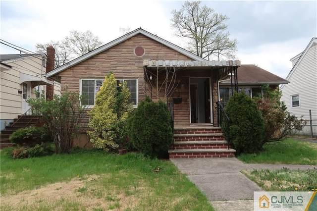 34 N Juliet Street, Iselin, NJ 08830 (MLS #2150376M) :: The Sikora Group
