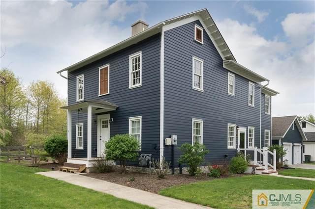 1 Old Nursery Road, South Brunswick, NJ 08540 (MLS #2150415M) :: REMAX Platinum
