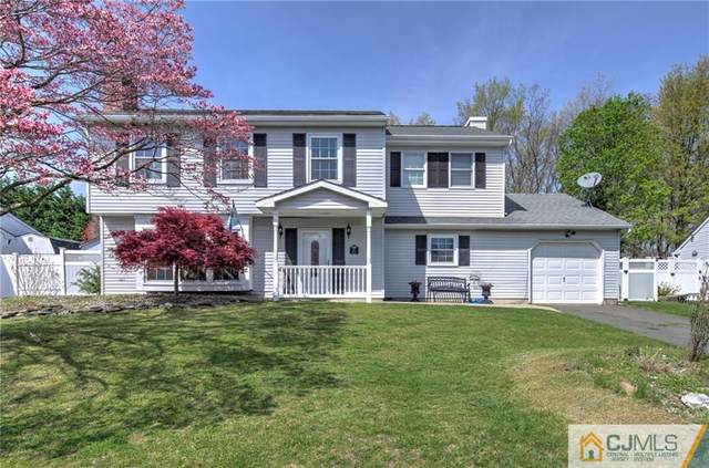 58 Bernard Drive, Howell, NJ 07731 (MLS #2150429M) :: RE/MAX Platinum