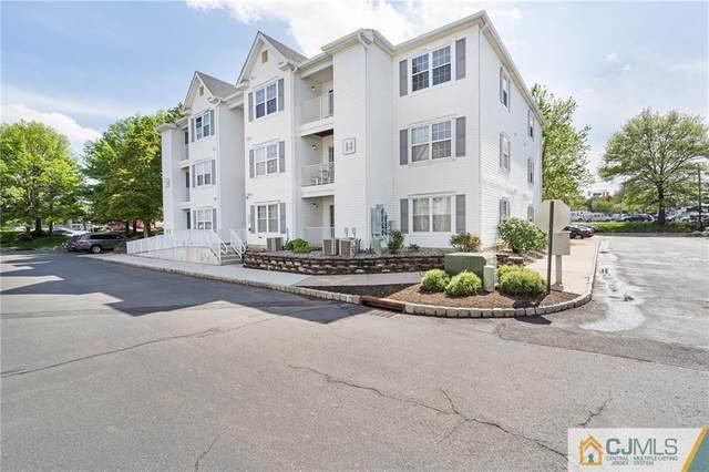 1432 Waterford Drive #1432, Edison, NJ 08817 (MLS #2150451M) :: The Dekanski Home Selling Team