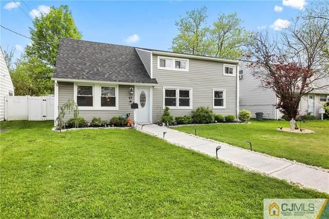 63 Cozy Corner, Avenel, NJ 07001 (MLS #2150469M) :: Gold Standard Realty