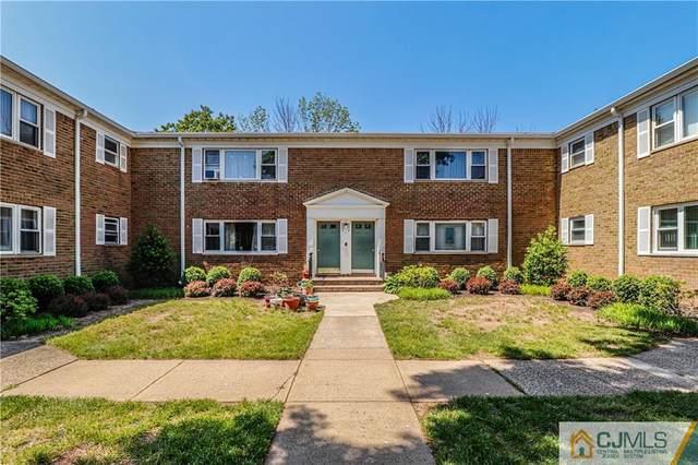 199 Evergreen Road 12B, Edison, NJ 08837 (#2150546M) :: Rowack Real Estate Team