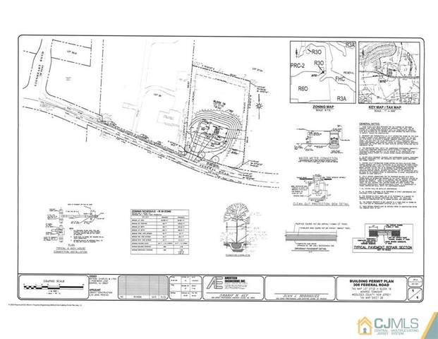 306 Federal Road, Monroe, NJ 08831 (MLS #2150564M) :: Parikh Real Estate