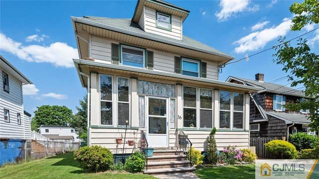36 3rd Avenue, Port Reading, NJ 07064 (MLS #2150603M) :: Gold Standard Realty
